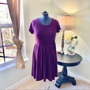 Torrid Heavy Knit Belted Dress Size 0X